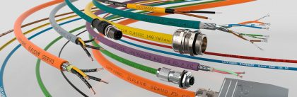 Lapp different types of cables