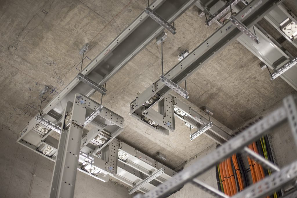 King David Busbar System