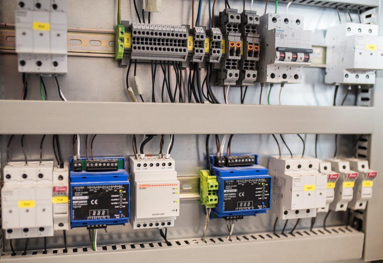 Radisson collection Tsinandali, automation