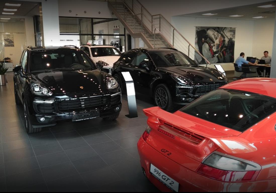 Porsche Center Tbilisi (1)