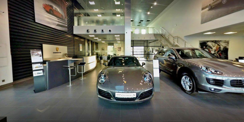 Porsche Center Tbilisi (2)